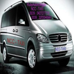 RubyAutonoleggio NCC-TAXI     Car Rental With Driver