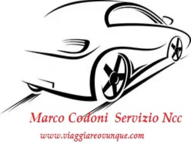 Marco Codoni Servizio Noleggio con Conducente